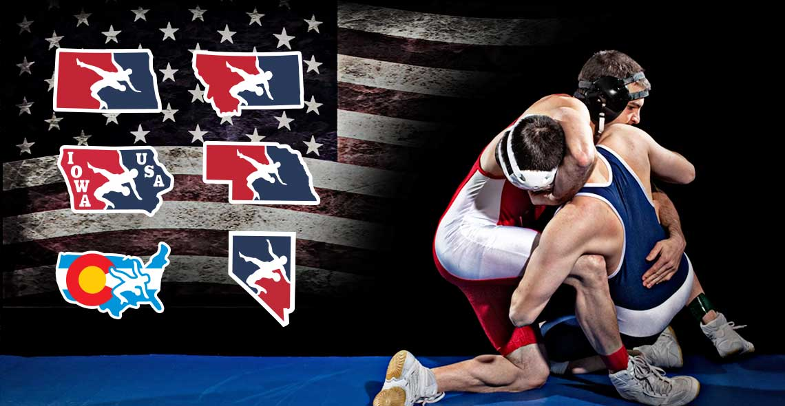 3X Gear USA Wrestling Banner