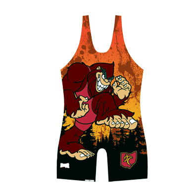 Ohio Tournament of Champions Big Foot Singlet 2011