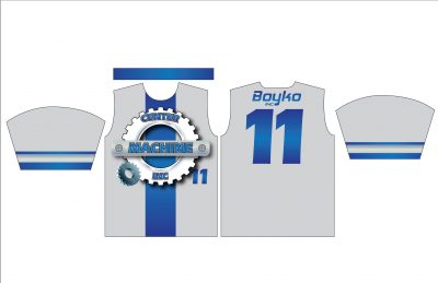 center machine inc jersey