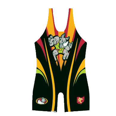 Ohio Tournament of Champions Rhino Singlet 2008