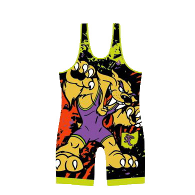 Ohio Tournament of Champions Sabertooth Singlet 2013