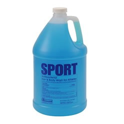 Kennedy SPORT Hair & Body Antibacterial Cleanser - 1 Gallon