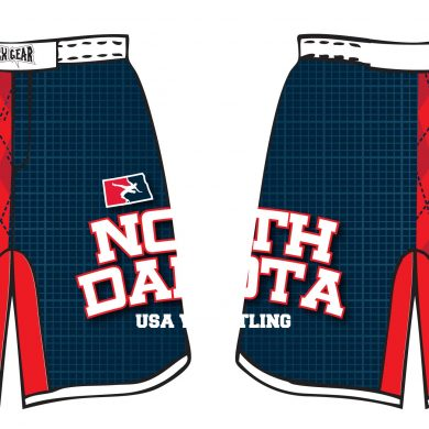 ND Fight Short