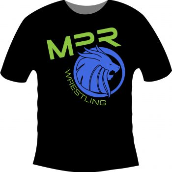 MPR Dri Fit shirt