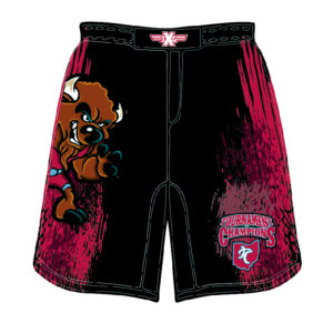Ohio Tournament of Champions Bison 2018 Sublimated Fight Shorts
