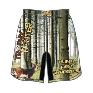 Trophy Hunter Fight Shorts