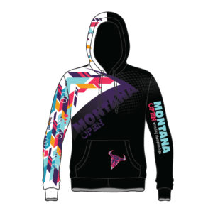 Montana Open 2019 Sublimated Hoodie