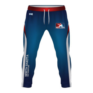 North Dakota USA Wrestling Sublimated Sweatpants