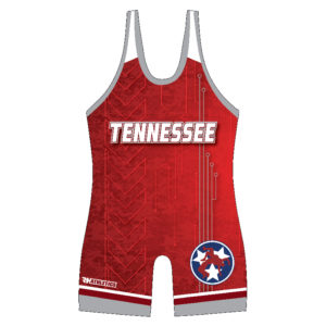 Tennessee Red Tonal Camo Singlet