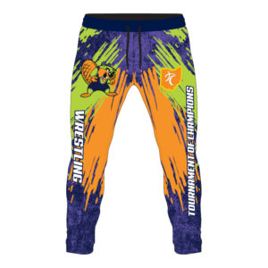 Ohio Tournament of Champions 2019 Beaver Sublimated Sweatpants