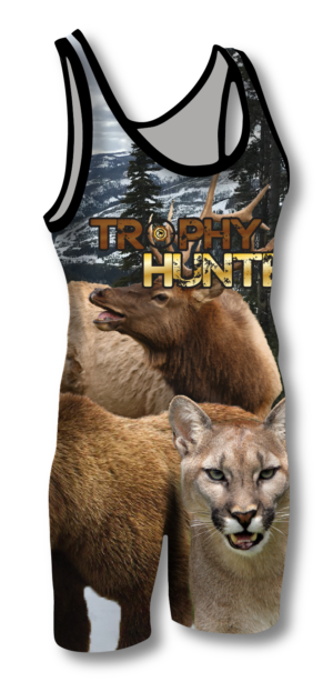 TROPHY HUNTER ROCKY MOUNTAIN BIG GAME SINGLET