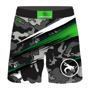 Throwman Sublimated Fight Shorts